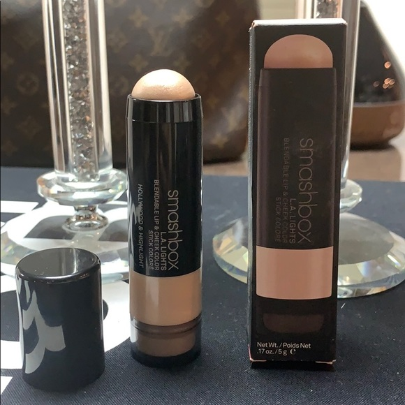 Smashbox L.A. Lights Blendable Lipstick, Hollywood